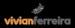 Vivian Ferreira Escritora Logo