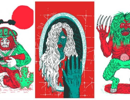 Folclore brasileiro: um abecedário de personagens em livro