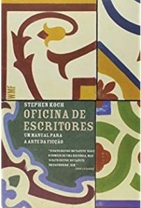 Capa do livro : Oficina de Escritores