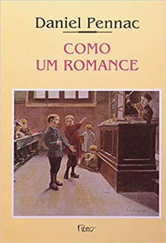 Capa de:  Como um romance