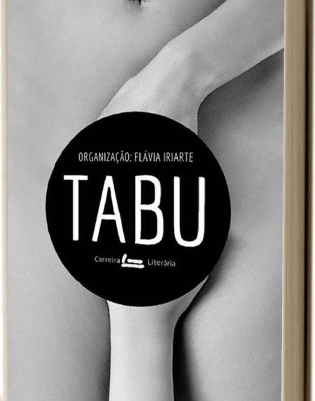 Capa antologia Tabu