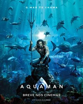 aquaman poster teaser