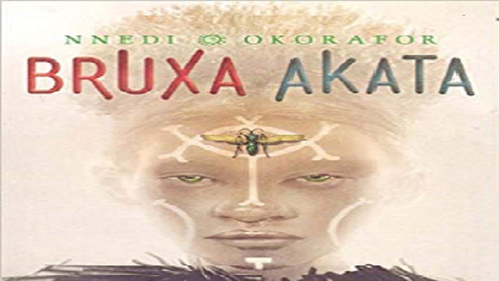 Capa do Livro Bruxa Akata