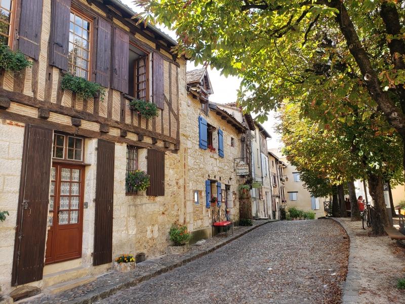 Ruas do centro histórico