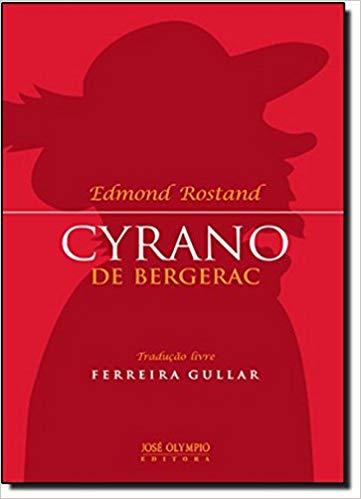 Capa do Livro Cyrano de Bergerac