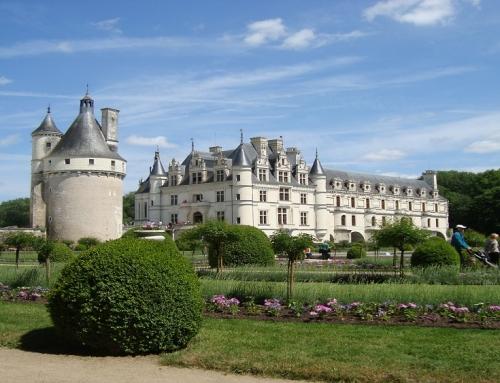 A Rainha Catarina de Médici no Vale do Loire