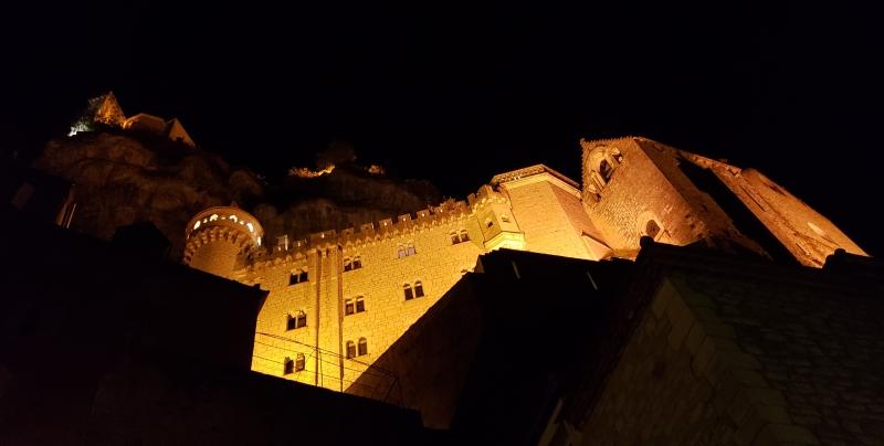 Rocamadour à noite