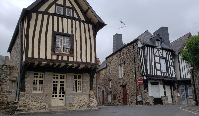 Fougères- Parte Baixa