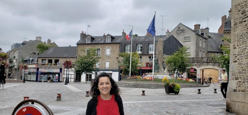 Centro de Fougères - Parte alta