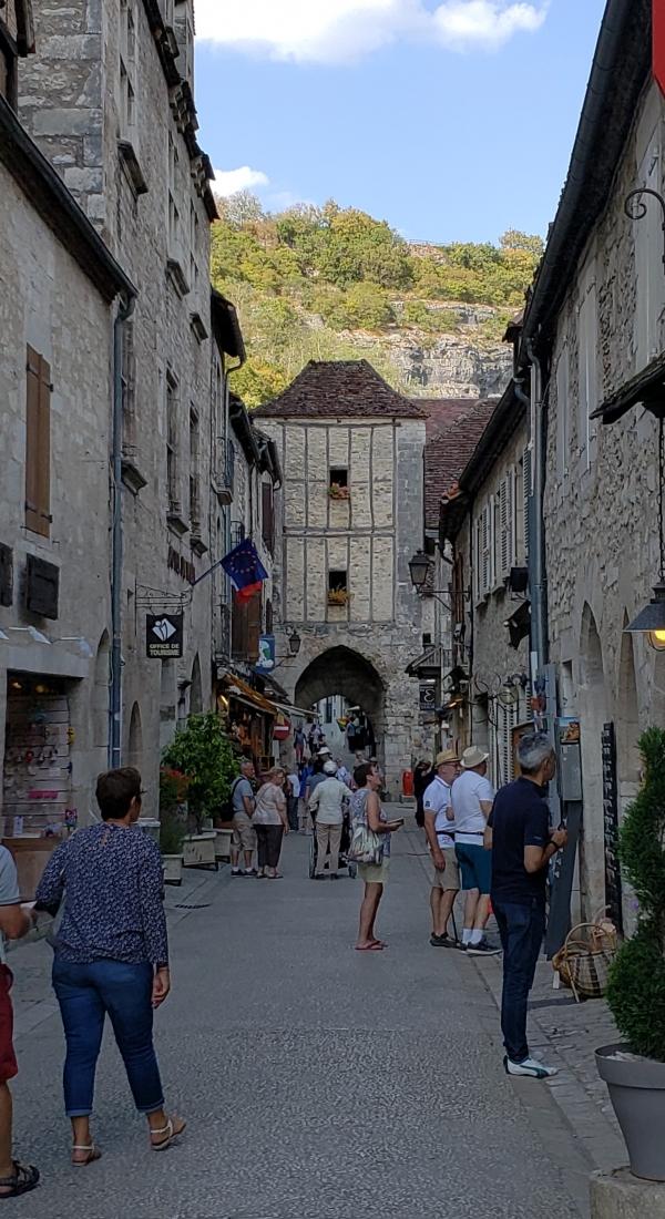Ruas de Rocamadour