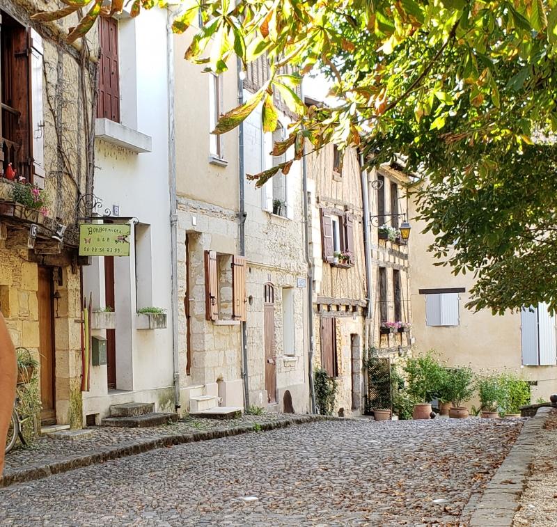 Ruas de Bergerac