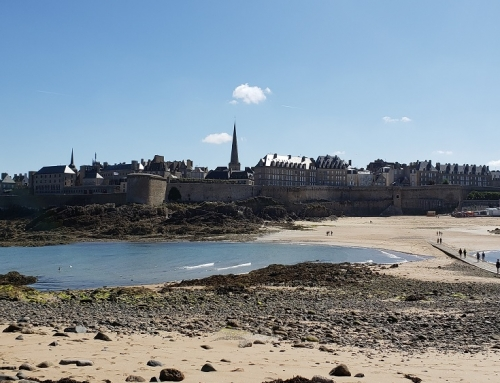 Saint-Malo: a cidade do escritor Chateaubriand