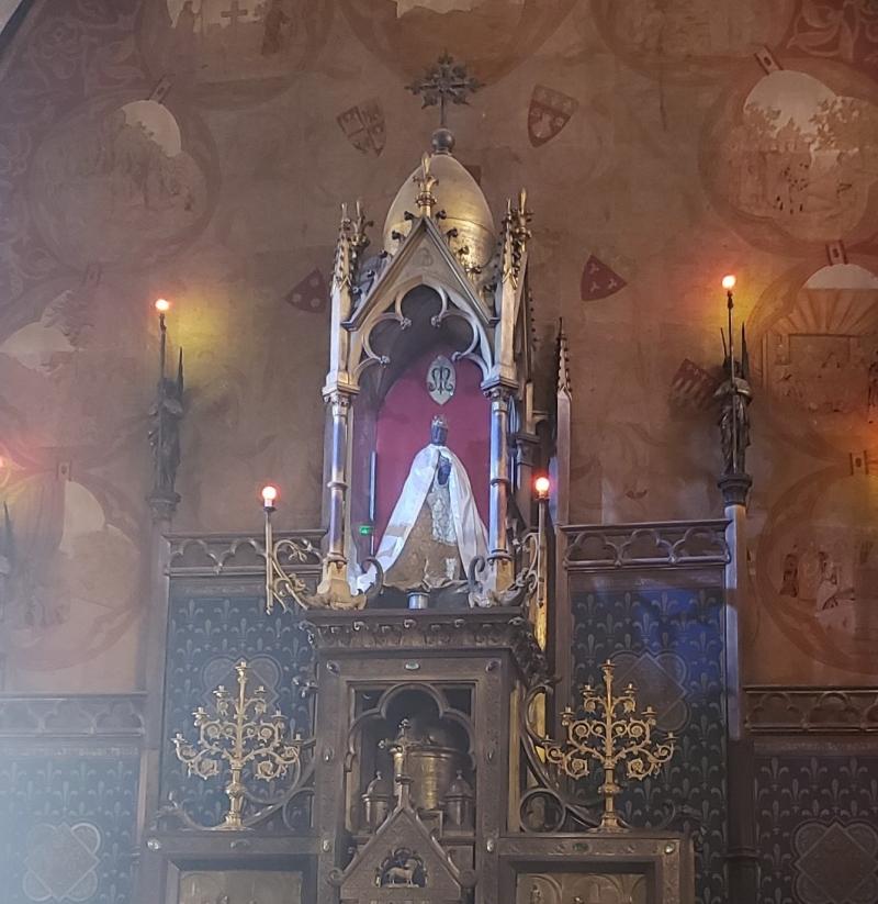 Virgem Negra de Rocamadour
