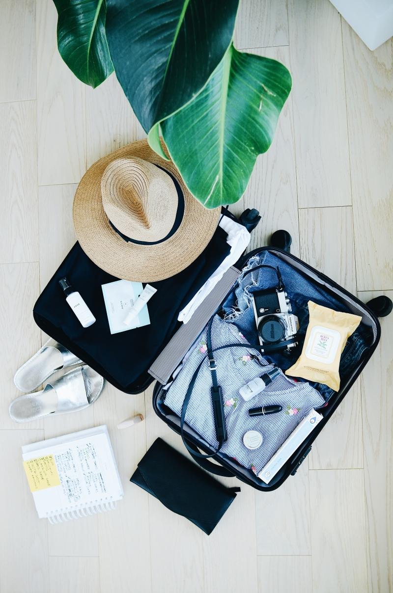 Bilhetes aéreos podem só incluir bagagem de mão. Evite custos extras.