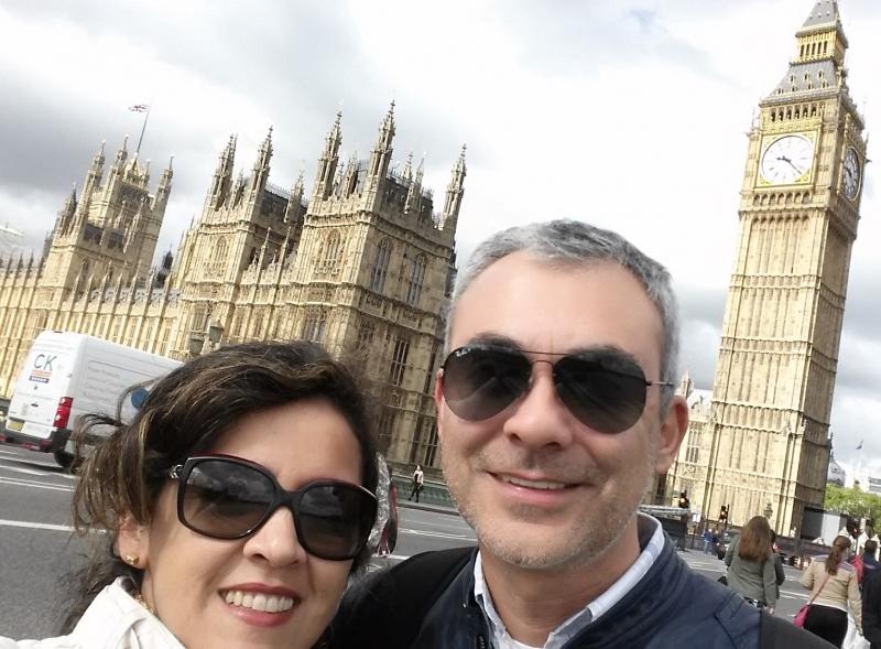 Londres e o Big Ben