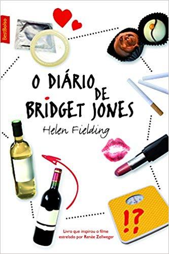 Capa do livro O diário de Bridget Jones