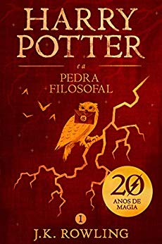 Capa de Harry Potter