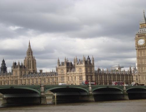 3 dias + 10 livros ambientados em Londres