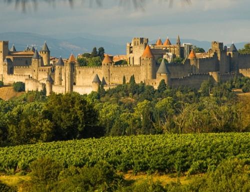 A Cité de Carcassonne e o livro Labirinto