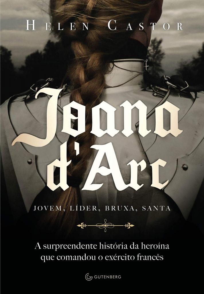 Capa do livro: Joana D'Arc - Ed. Gutemberg