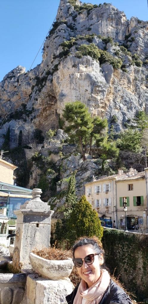 Moustiers-Sainte-Marie- Provence