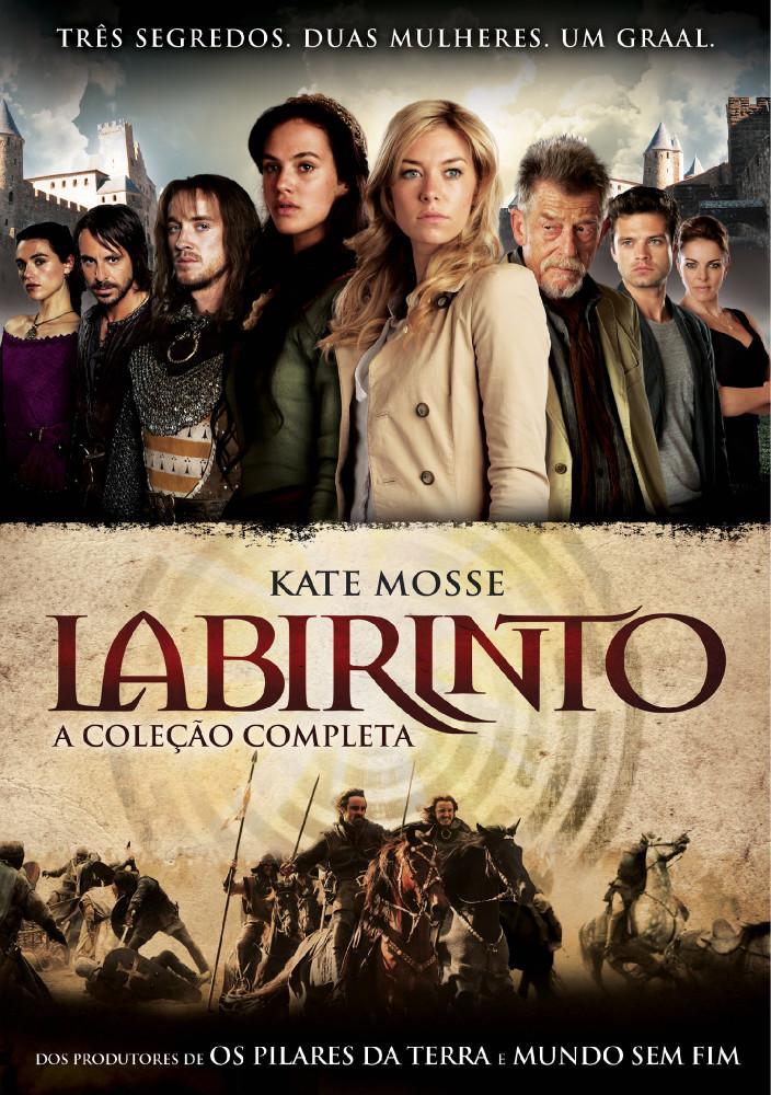 Capa do DVD - Labirinto