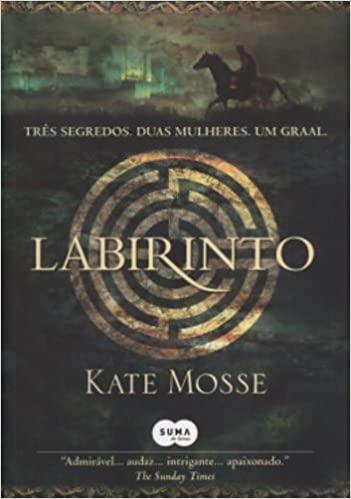 Capa do livro: Labirinto, de Kate Mosse
