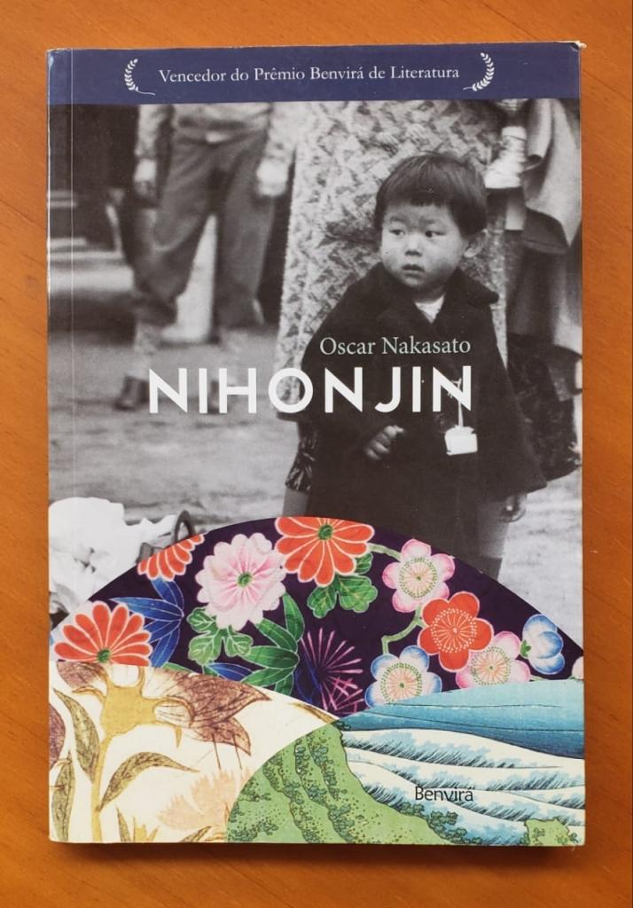 Capa do livro Nihonjin