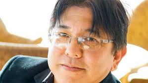 o autor Oscar Nakasato